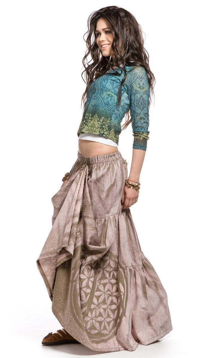 Женская длинная юбка, этническая одежда из Индии, бохо стиль, Women's skirt , ethnic clothing from India, Boho style. 3680 рублей