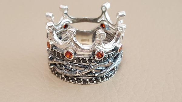 "irisnatusia:  - ""Альтер Эго"" - двойное кольцо ..."