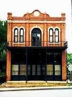 Bellville Texas Finn Building