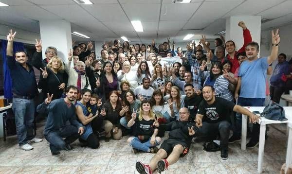 Encolumnados bajo el Proyecto Nacional que conduce Cristina Fernández de Kirchner