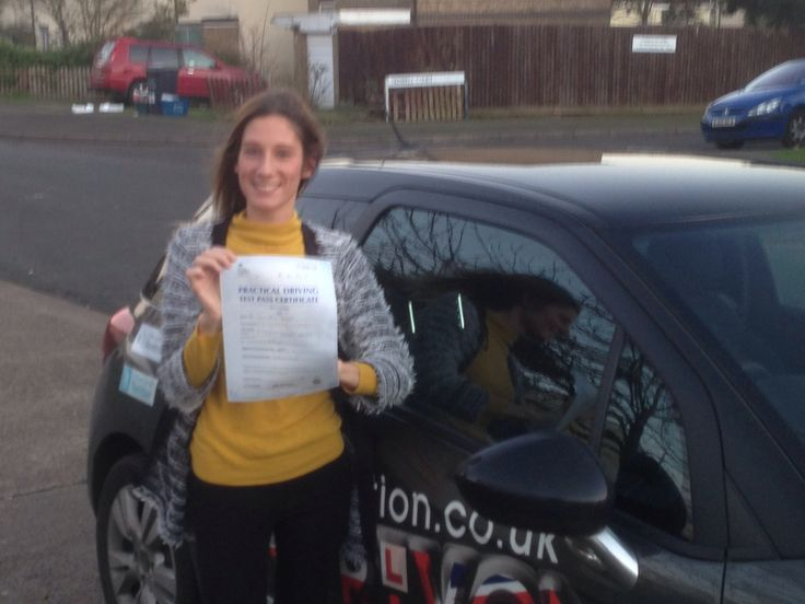 "More driving test success!!!!  A huge shout out to Donna Hounsell who passed her practical driving test with only 4 minor driving faults at Northampton Driving Test Centre with Andy McIntosh of www.adrivetuition.co.uk  01604 930031  #Driving #Adrive #DrivingTest #DrivingSchools #DrivingLessons #DrivingInstructors #Northampton #Daventry #Towcester #Wellingborough #Northants  Donna said ""Thanks so much to Andy McIntosh for helping me to pass my driving test the best instructor:-):-):-)"""