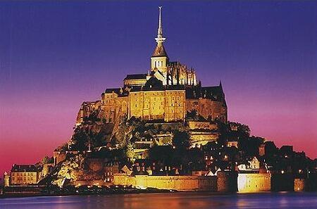 モン・サン・ミシェル(Mont Saint-Michel)