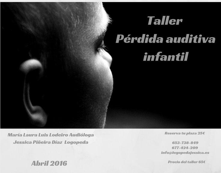 La hipoacusia o pérdida auditiva puede afectar tanto a niños como a adultos, lapérdida de audición suele producirse progresivamente aunque también se puede nacer con hipoacusia. En este taller sobre la pérdida de la audición nos centraremos en la edad infantil desde la primera sospecha y detección de la hipoacusia. Temario deltaller hipoacusia infantil A …
