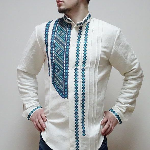 Men's shirt by GNatelier
