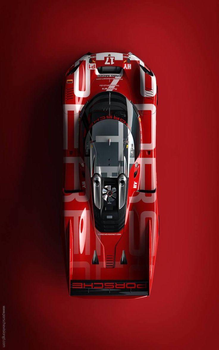 "rhubarbes: ""Porsche 908/04 Vision GT """