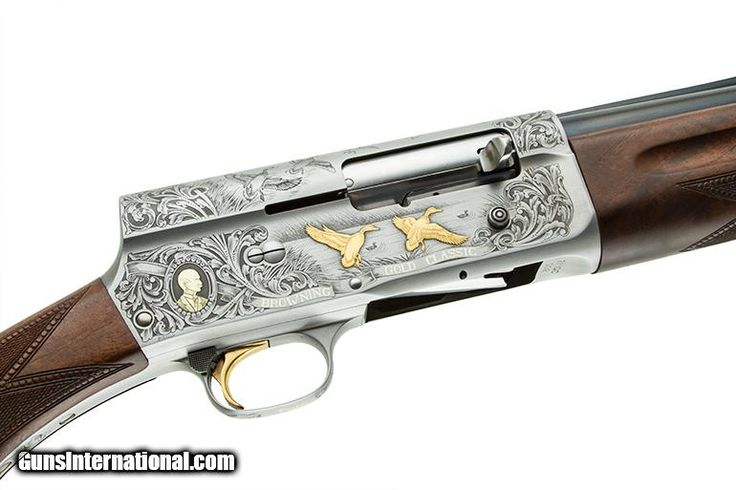BROWNING GOLD CLASSIC AUTO 5 12 GAUGE SERIAL #2