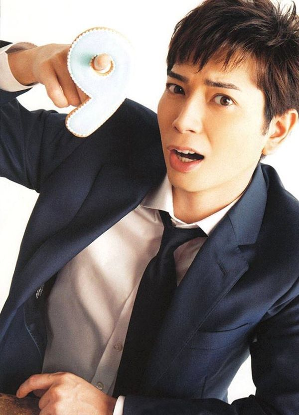 """ドラマ「99.9 - 刑事専門弁護士」の嵐、松潤。☆Jun Matsumoto (Arashi) in the J-drama """"9.99 - Keiji Senmon Bengoshi"""" lit. '99.9% - Criminal Lawyer' pursuing the fact to prove innocence of the accused notwithstanding 99.9% damaging evidence i.e., 0.1% chance of winning.  *Aired Apr. 17th 2016 ~"""