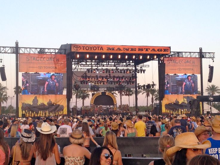 All about Stagecoach Country Music Festival in Indio, California