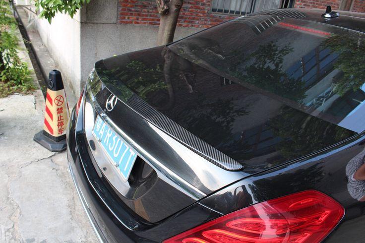 S Class W222 Carbon Fiber Spoiler(AMG Style)