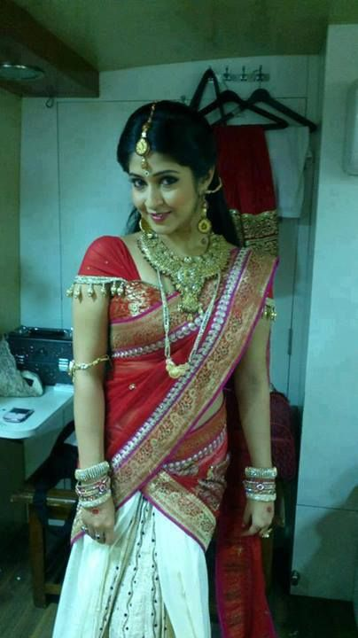 Sonarika Bhadoria Alies Parvati