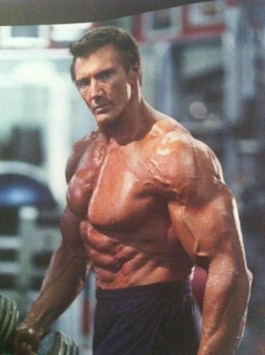 natural bodybuilder john hansen | a few good men | Pinterest