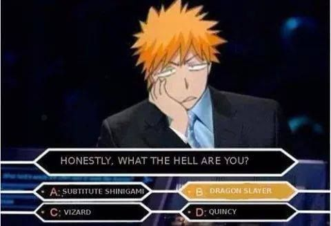 Any #Bleach fans? XD Im loving this