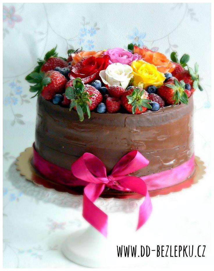 bezlepkové dorty