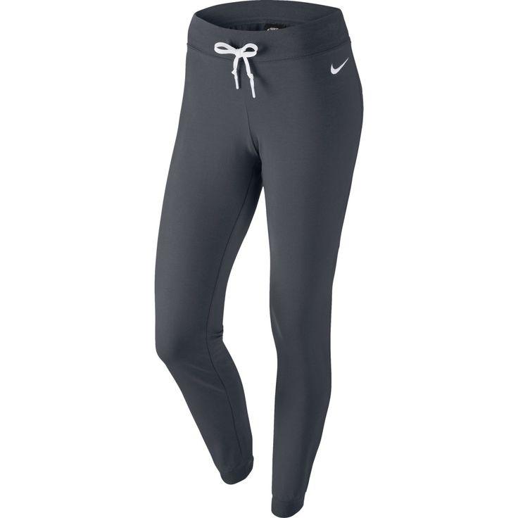 Nike Jersey Pant Cuffed, naisten collegehousut - Naisten vapaa-ajan housut - xxl.fi