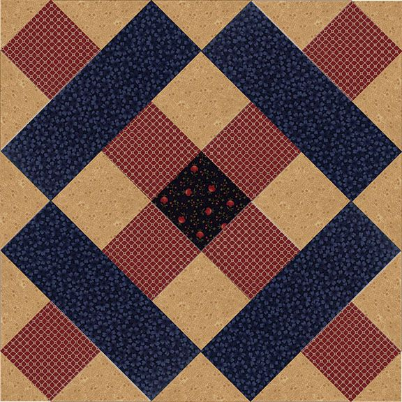 Blockheads Ii Week 4 Pattern Blocks Quilt Patterns