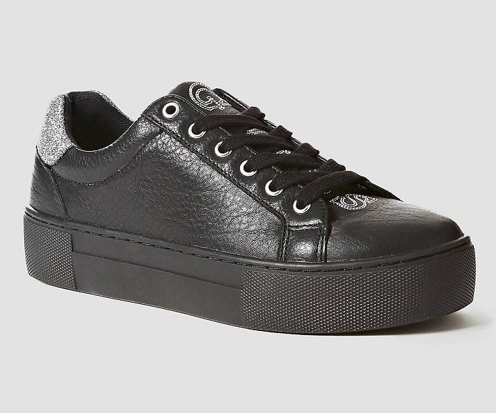 Chaussures femme Baskets mode Guess SNEAKER MONTANTE GHIA