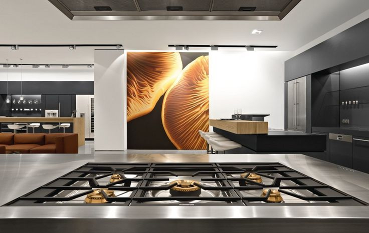 Combine advanced technology with sophisticated design #Gaggenau #HomeAppliances
