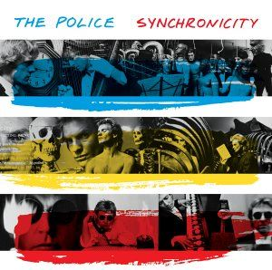 Synchronicity  The Police  I grew up listening to this in mom's car stereo. Listened to it non-stop for YEARS. Still have the cassette today- it's older than me and it still plays, just not very well.
