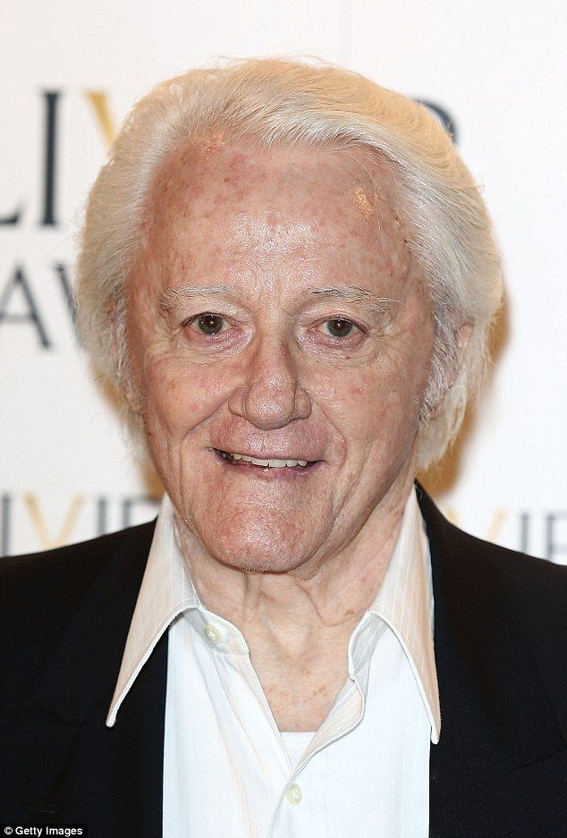 Robert Vaughn today -Man From Uncle