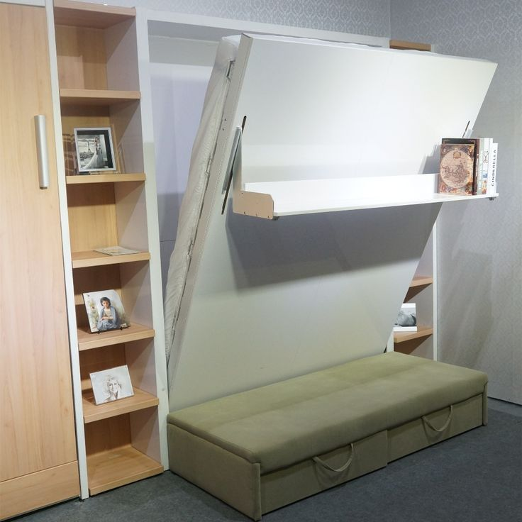 Best King Size Murphy Bed Design In 2020 Folding Sofa Bed 640 x 480