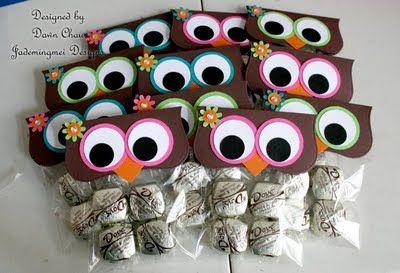 .....owl always love chocolate.......   :0)