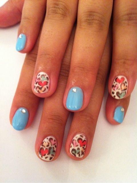pretty nail art ideas summer 2012 - Nail Design Ideas 2012