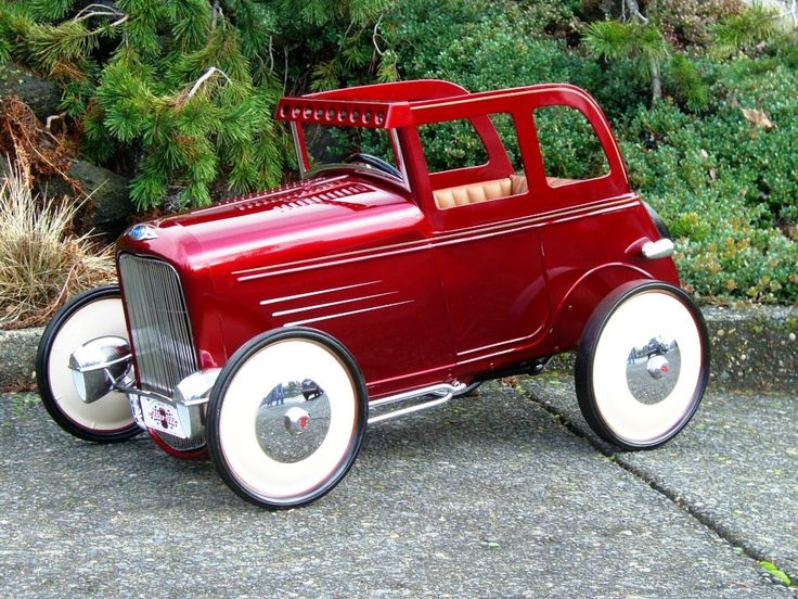 for the little hot rods