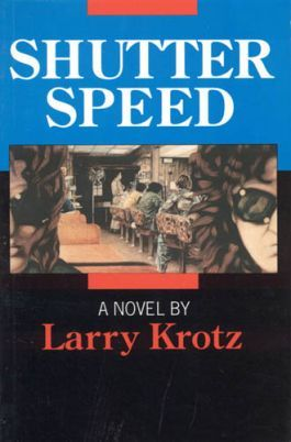 Shutter Speed by Larry Krotz is an accessible and contemporary novel about a photographer approaching his thirties who sees everything in shades of grey while those around him demand black and white. Danny Hinkle searches for a life story from Winnipeg to Florida, Montreal, Toronto and finally the small town north of Toronto where he was raised.