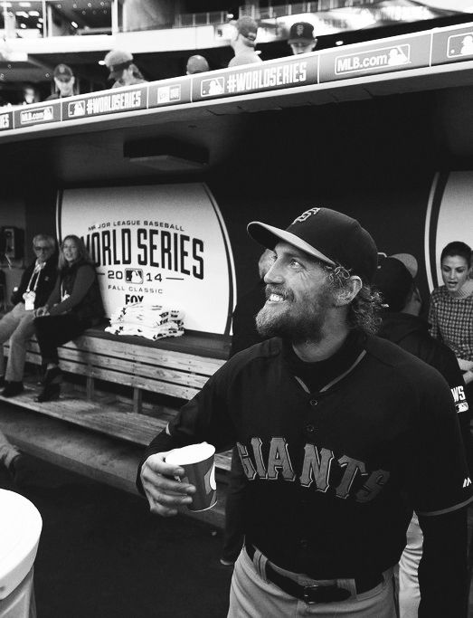 San Francisco Giants ~ Hunter Pence