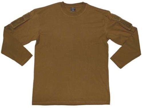 Dettagli su US Army Militare Manica Lunga T-shirt manica dello ...