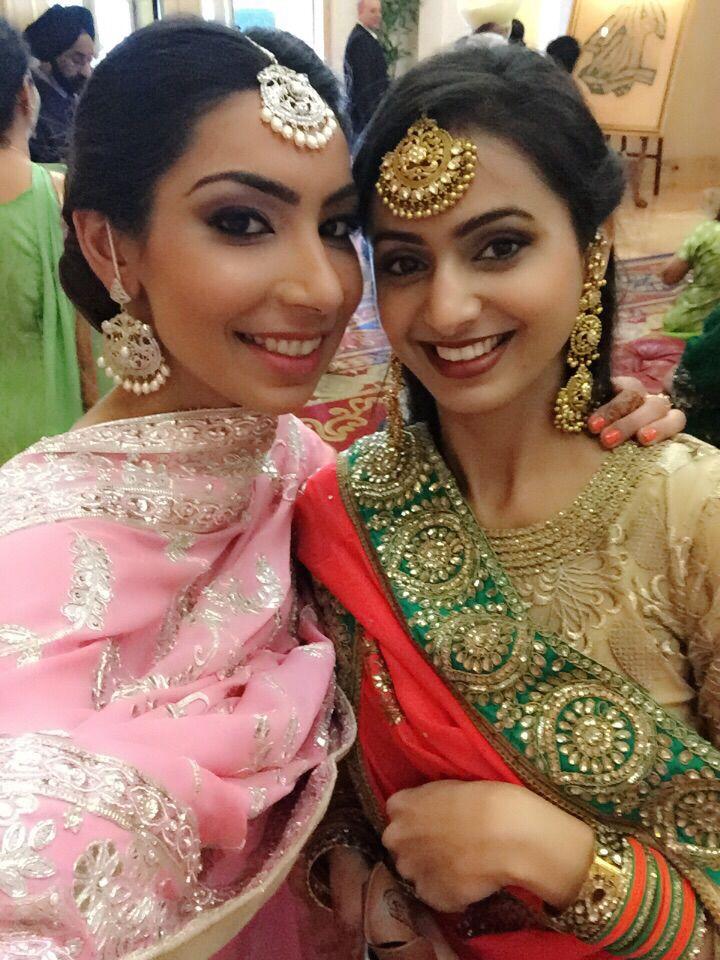 Tikka love #punjabi #weddings #bigfatweddings #tikkas #diamonds #pearls #gold #sikhwedding #kundan