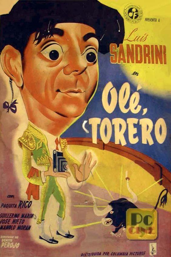 "¡Olé, torero! (1949) ""¡Olé torero!"" de Benito Perojo - tt0040986"