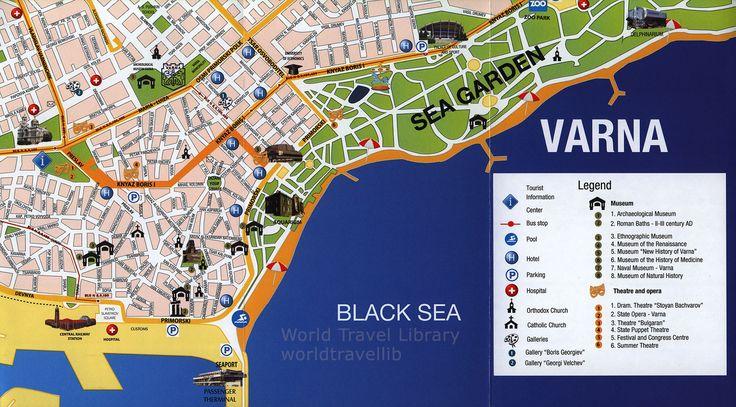 https://flic.kr/p/VqG5Uc | Varna Golden Sands, St. St. Constantine and Helena Map; 2016_2, Northern Bulgarian Black Sea Coast, North-East region, Bulgaria