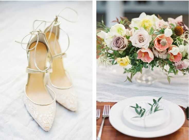 Photography: Christine Clark #hawaii #shoes #シューズ #ウエディング #結婚式 #ハワイ