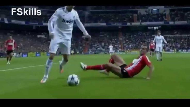 Cristiano Ronaldo Crazy Skills Dribbling 2014