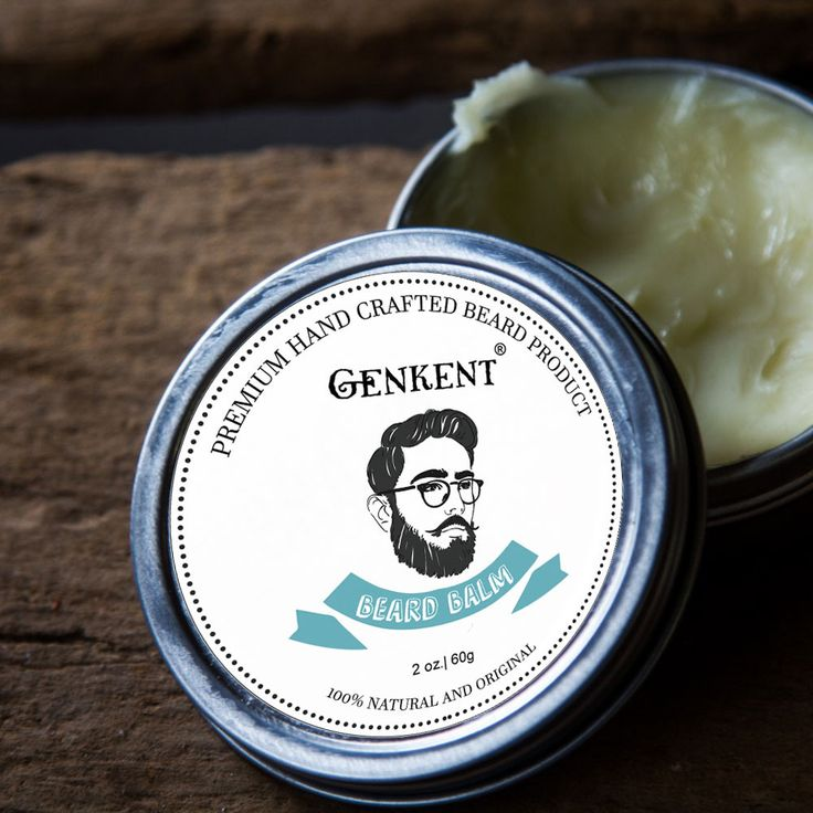 Genken New NATURAL BEARD GROWTH CREAM / Yellow FACIAL HAIR GROWTH ENHANCER CREAM High Quality care your beard