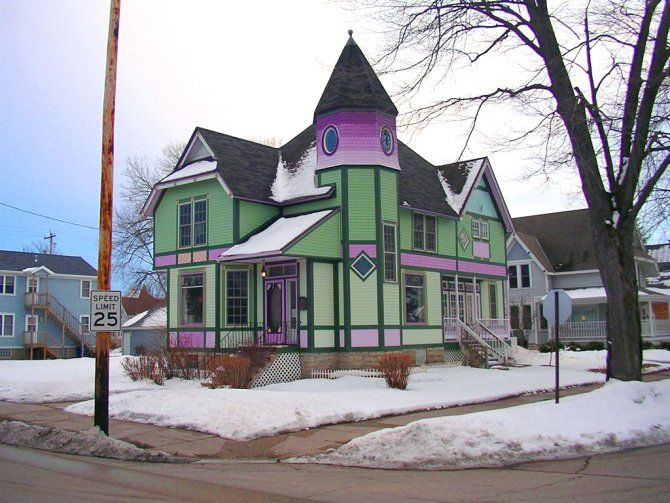 Exterior Exterior Paint Victorian Homes Exterior Victorian House House