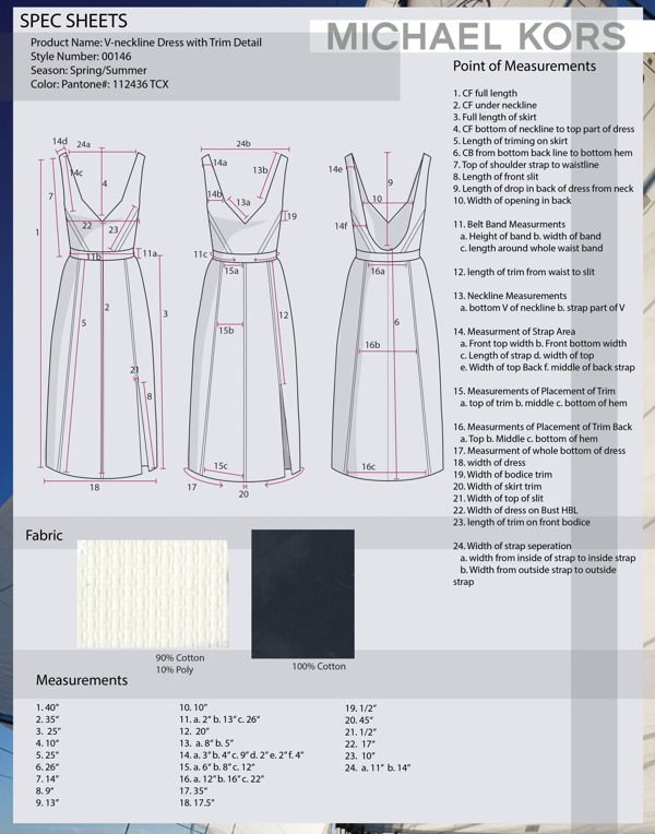114 best spec sheet images on Pinterest Technical drawings - sample line sheet template