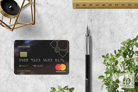 Grand Versailles Bank Card @creativework247