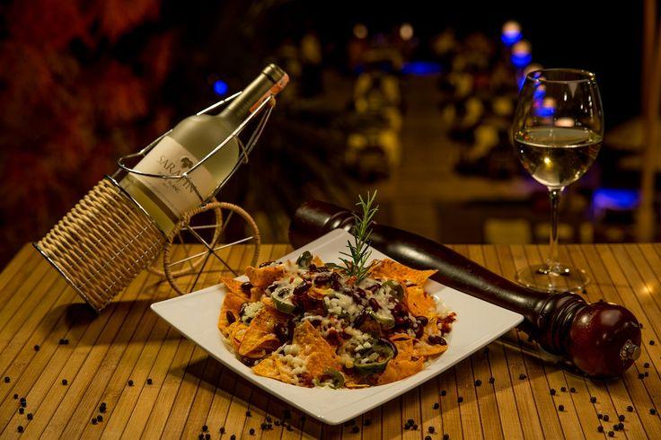 Akdeniz'de bir Meksika esintisi ''Cheese Nachos''