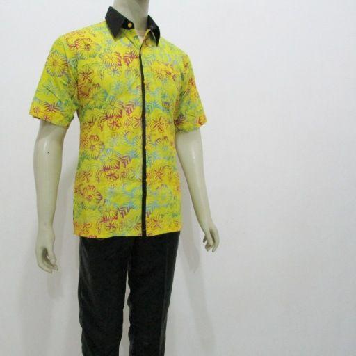 Tempat jual baju batik pria lengan pendek online harga murah. Dapat dipakai sebagai baju kantor dan kerja. BAJU BATIK KERJA PRIA CASUAL RC671