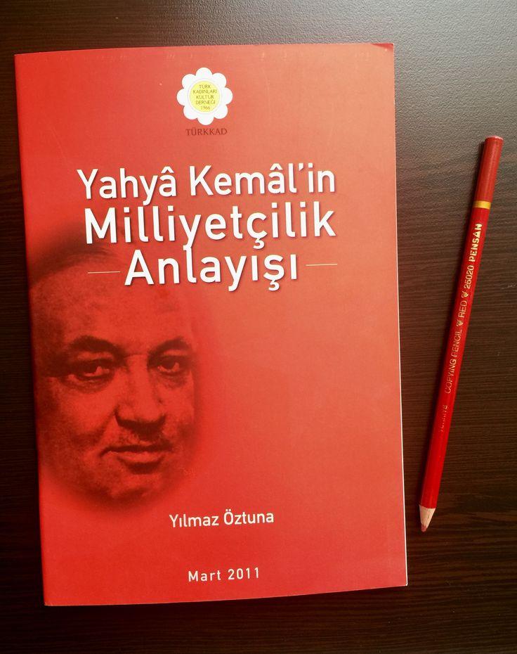 Öztuna'nın konferans metni. Bu konuşmayı dinledim. Ondaki derin Yahya Kemal sevgisine bir kez daha şahit olmuştum.