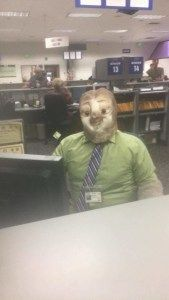 "A DMV Employee Dressed Up As Flash From ""Zootopia,"" And I've Honestly Never Been This Happy"