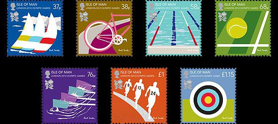 Ilse of Man: London 2012 Olympic Games Sets
