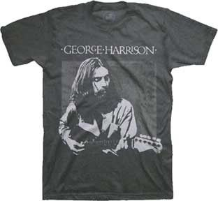 Pretty cool shirt even though George isnt my favorite. The Beatles George Harrison T-shirt