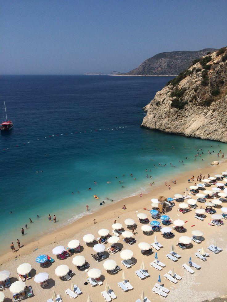 Turkey, Fethiye, Beautiful, Beach, Sea