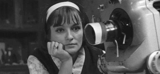 Filmmaker Larisa Shepitko, known for her THE ASCENT ('77).