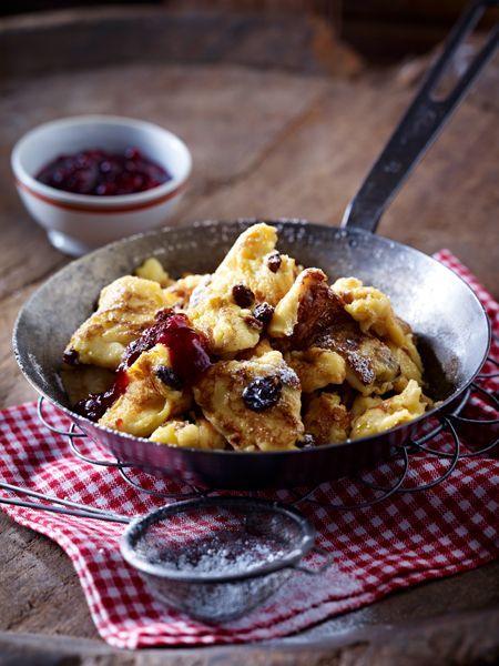Diese Köstlichkeit hat ihren royalen Titel mehr als verdient: Fluffiger als Pancakes, saftiger als Pfannkuchen und goldener als Crêpe -