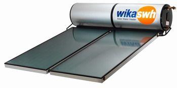 KENIKMATAN WIKA SWH DIBANDINGKAN PEMANAS LISTIK DAN GAS  1 HEMAT BIAYA ; Tampa biaya energi karena menggunakan energi surya. 2 MUDAH DAN PRAKTIS ; Air panas langsung tersedia dan langsung mengalir keseluruh penjuru rumah,setiapsaat untuk kenikmatan air panas keluarga anda. 3 AMAN DAN TERJAMIN ; Satu-satunya solar water heater dengan electric back up yang melindungi dari resiko tersengat listrik dan bergaransi hingga 7 tahun. 4 RAMAH LINGKUNGAN ; Tidak menghabiskan energi listrik .