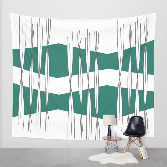 Buy Intersections  Wall Tapestry by Mindssgreen. Worldwide shipping available at Society6.com. Just one of millions of high quality products available.